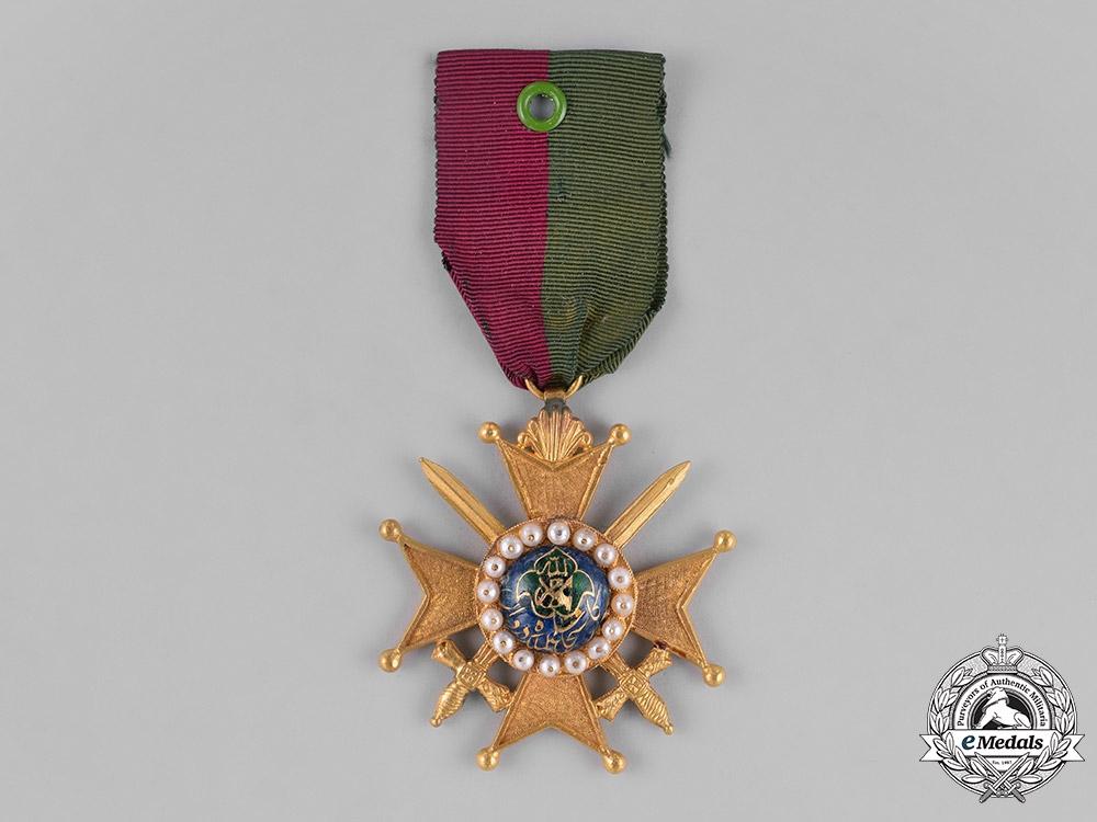 eMedals-Afghanistan, Kingdom. An Order of the Dooranie Empire, Commander, c.1840