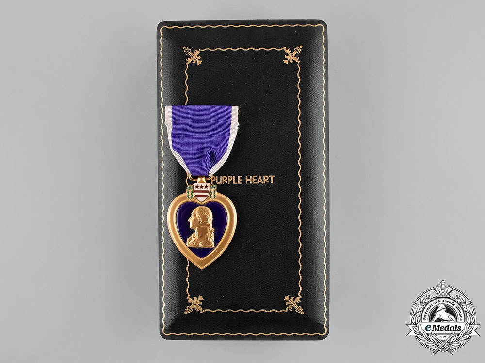 "eMedals-United States. A Purple Heart to Private I Class Sarrazinof  ""Merrill's Marauders"", KIA at Myitkyina, Burma"