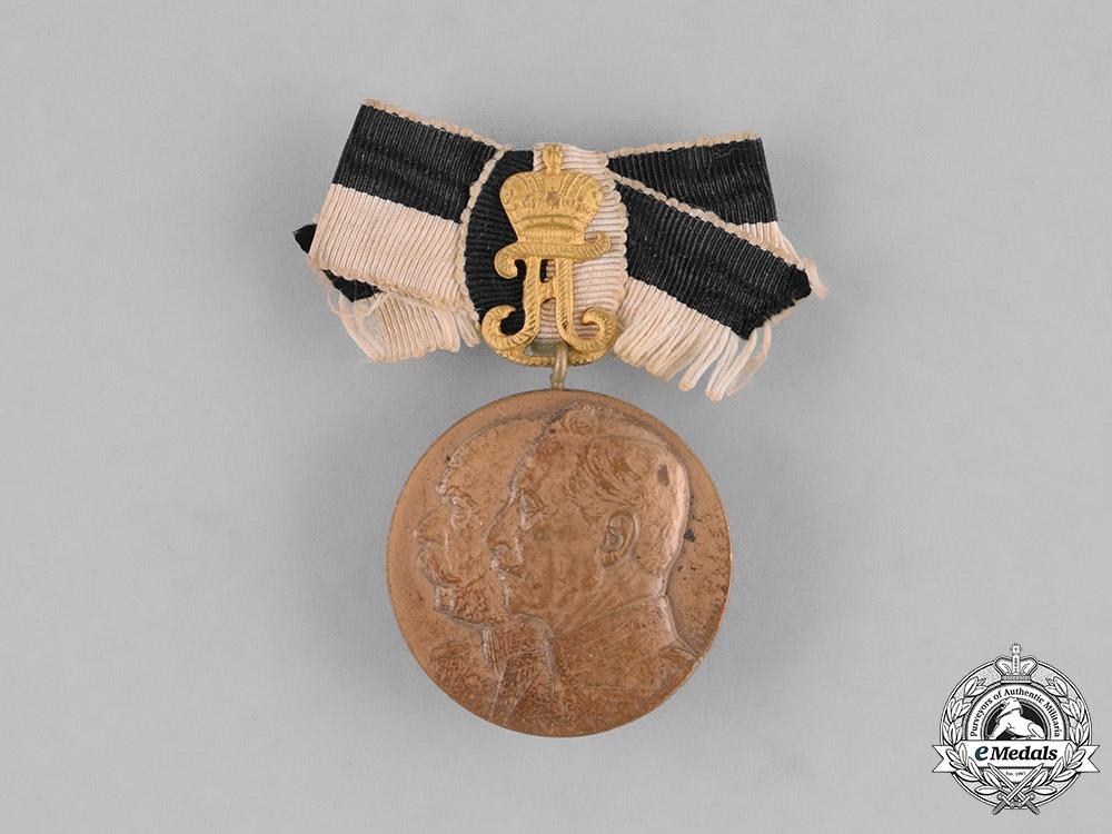 eMedals-Germany, Imperial. A Bronze Grenadier Regiment Centenary Medal