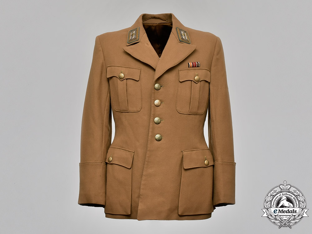 eMedals-Germany, NSDAP. An Orts-Level Hauptamtsleiter Tunic