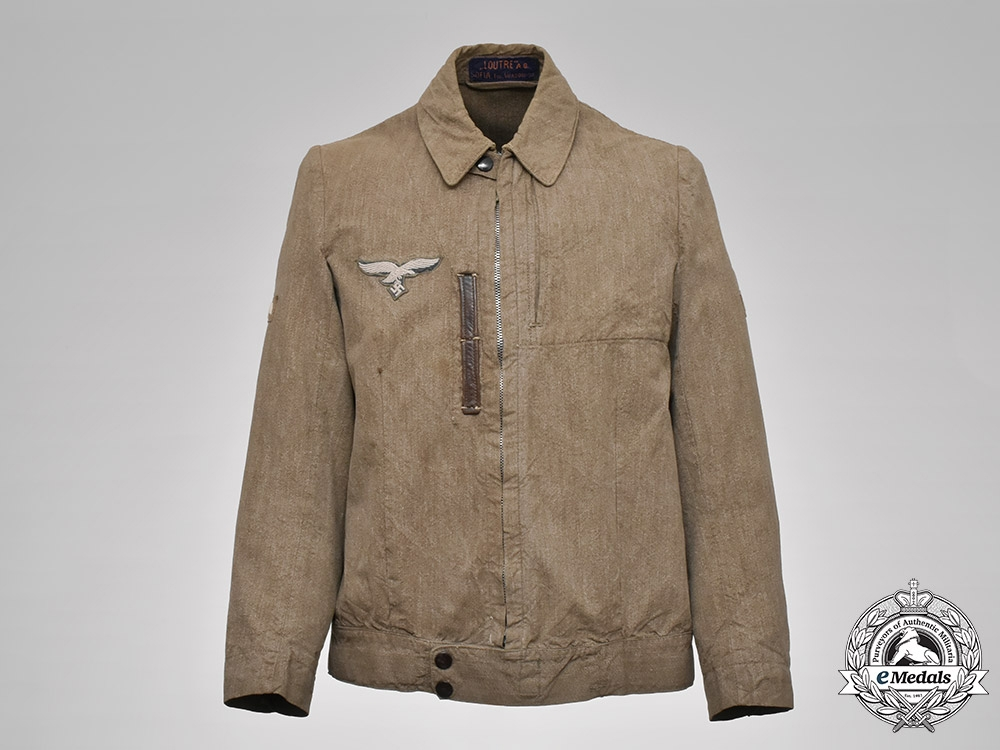 eMedals-Germany, Luftwaffe. A Channel Flight Suit by Loutre A.G.