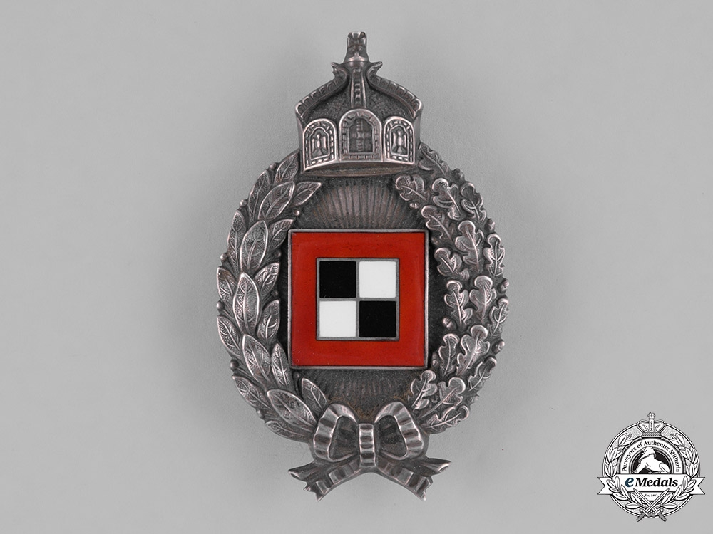 eMedals-Germany, Imperial. A Prussian Observer's Badge, by Carl Dilenius