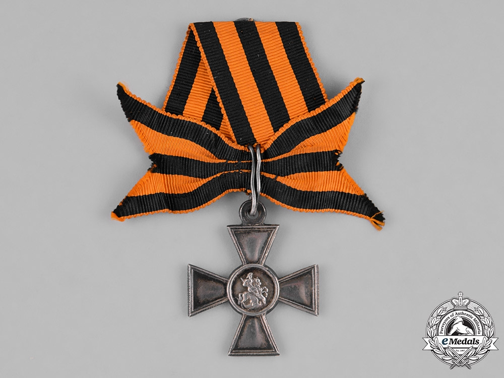 eMedals-Russia, Imperial. An Order of St. George, Third Class Cross