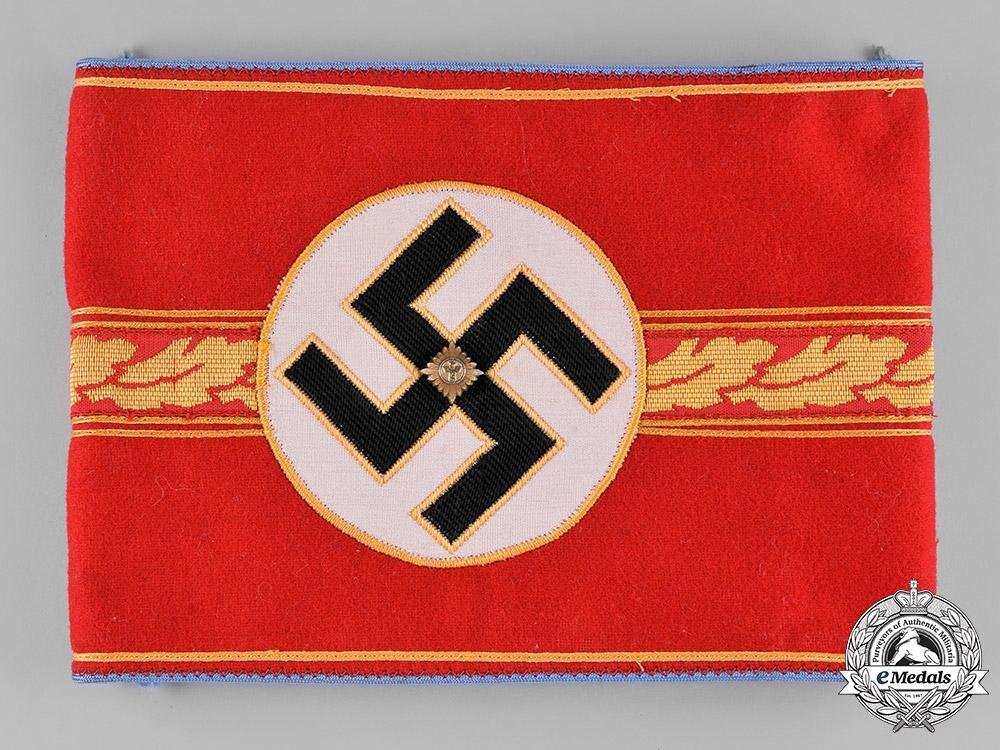eMedals-Germany, NSDAP. An Ortsgruppenleiter Armband