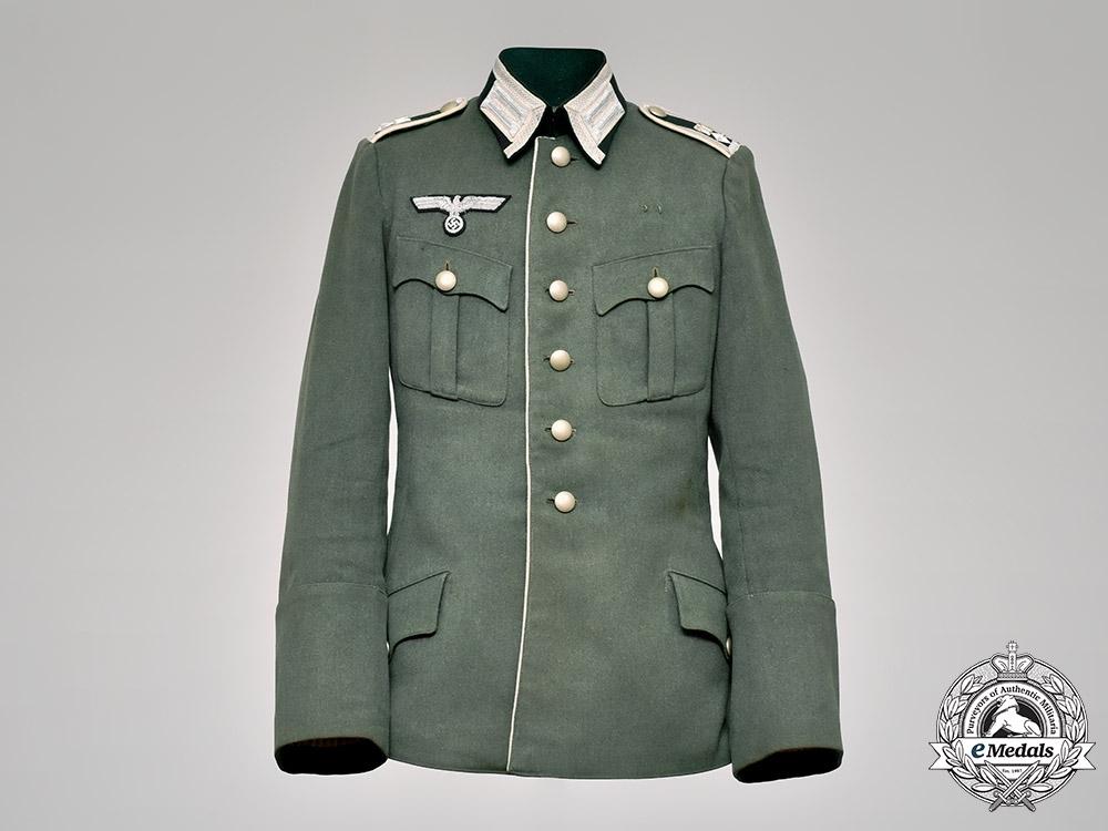 eMedals-Germany, Heer. An Army Infantry Feldwebel's Dress Tunic