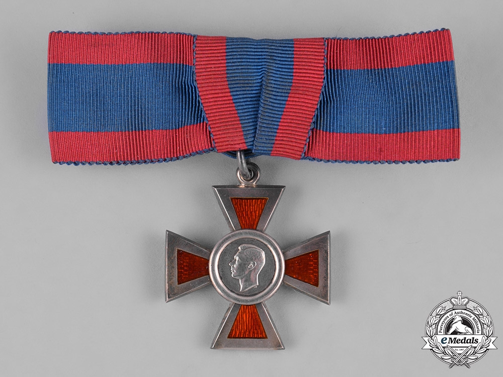 eMedals-United Kingdom. A Royal Red Cross, II Class for Women, c1945