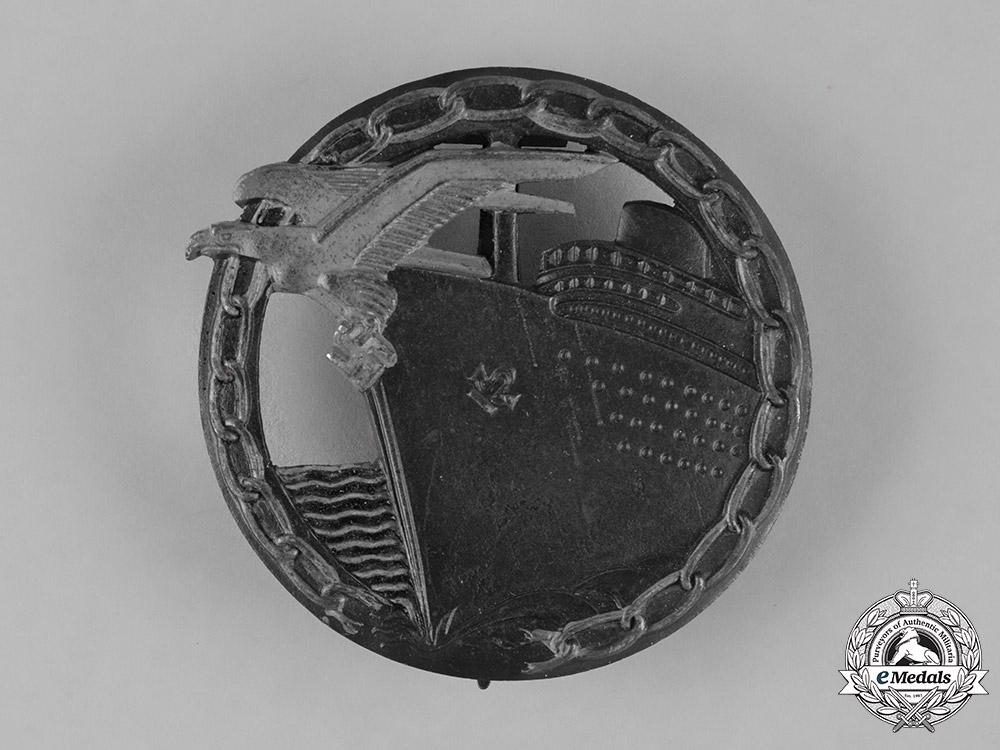 eMedals-Germany, Kriegsmarine. A Blockade Runner Badge