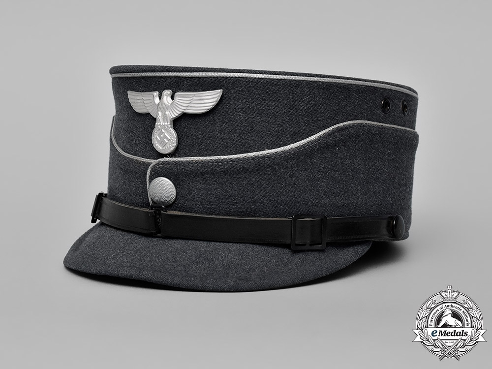 eMedals-Germany, NSFK. An Early Officer's Kepi, by Bruno Zins of Berlin