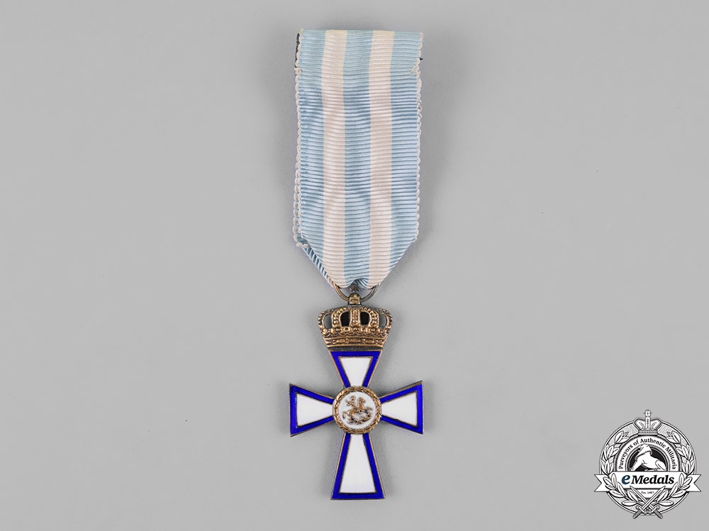 eMedals-Greece. A Cross of Valour, Gold Grade Cross, 1st Class