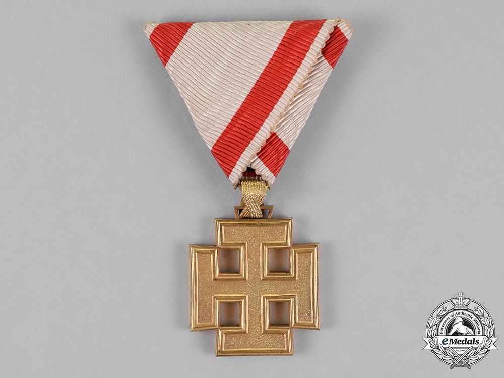 eMedals-Austria, Republic. An Order of Merit, Gold Cross, c.1936