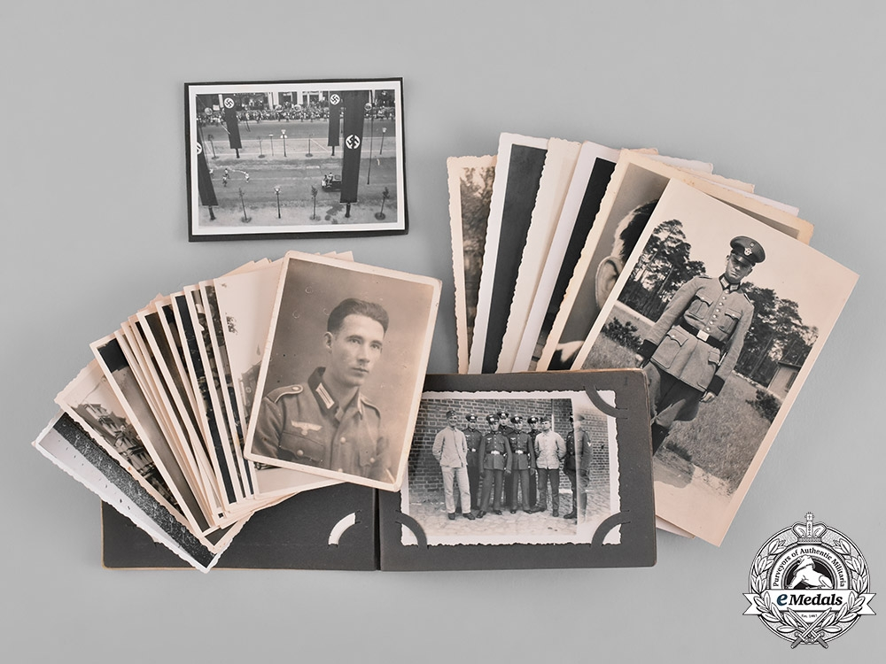 eMedals-Germany, Third Reich. A Collection of Second War Period Photographs