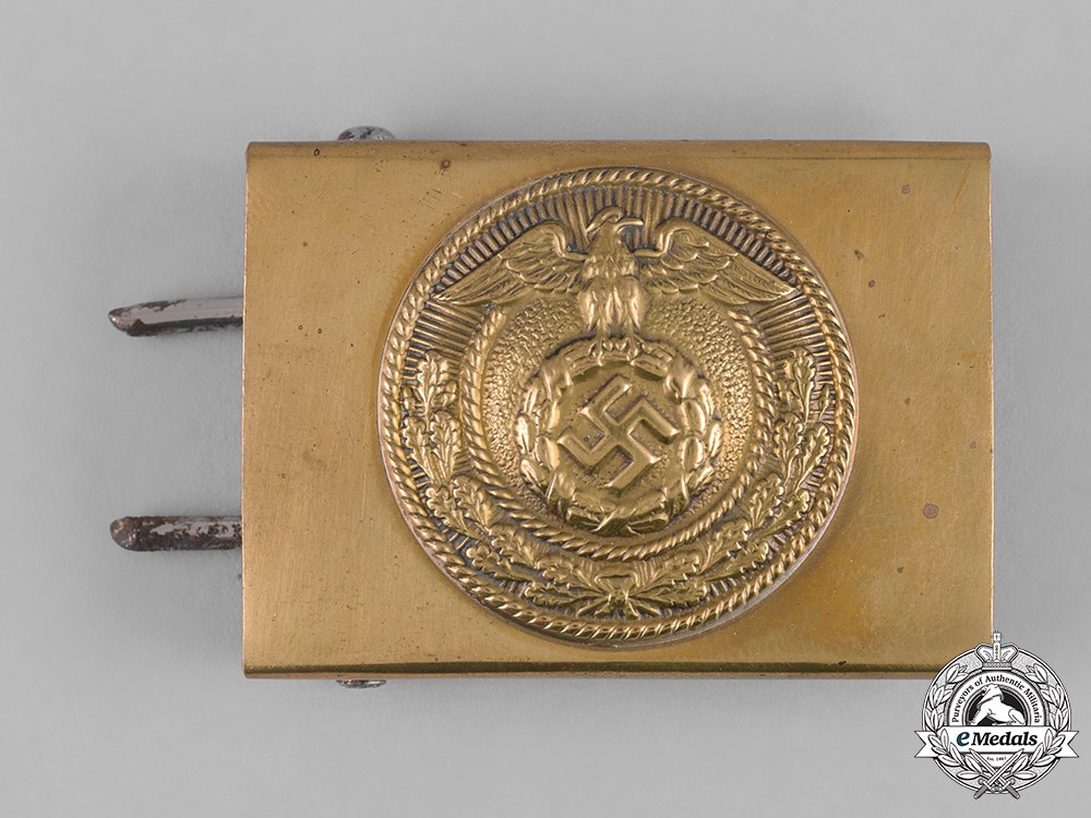 eMedals-Germany, NSDAP.  A Youth Belt Buckle
