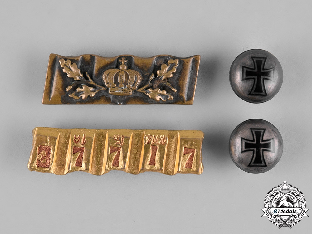 eMedals-Germany, Imperial. A Lot of First World War Insignia
