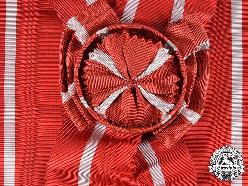 eMedals-Austria, Imperial. Order of Leopold with War Decoration and Swords, I Class Grand Cross Sash