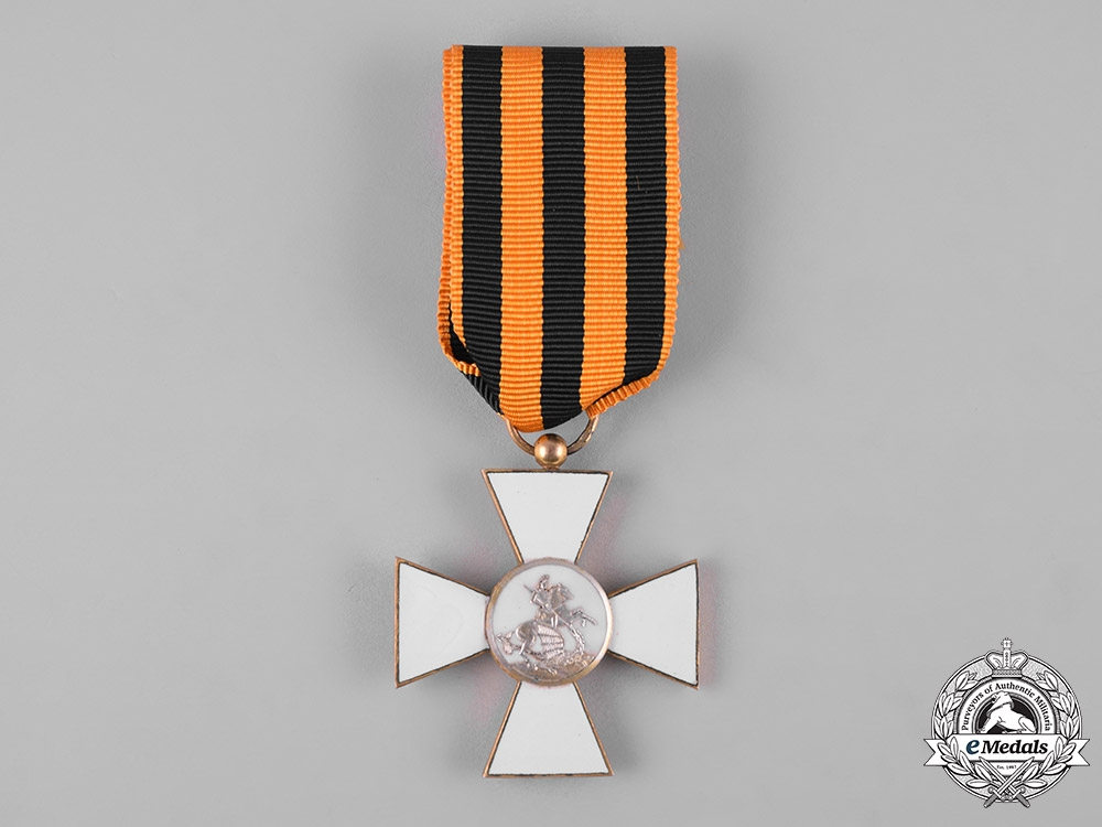 eMedals-Russia, Imperial. An Order of St. George, IV Class, House of Romanov in Exile, c.1930