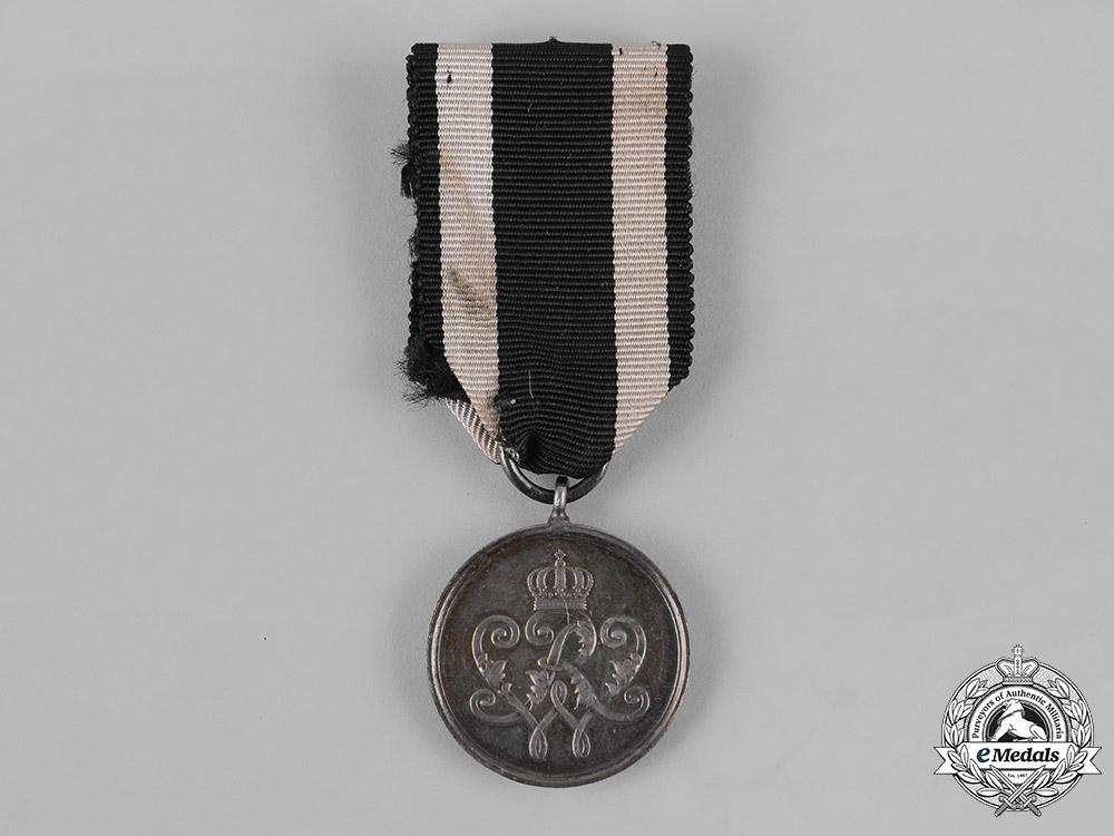eMedals-Prussia, Kingdom. A Warrior Merit Medal, c.1900