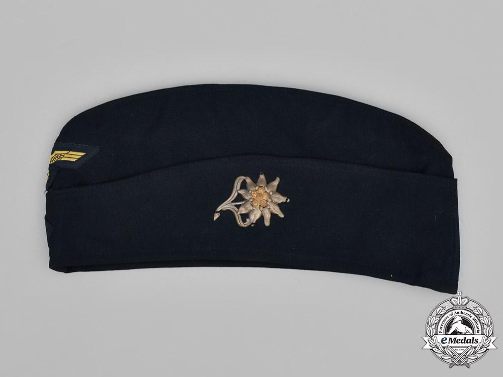 eMedals-Germany, Kriegsmarine. An EM/NCO Overseas Cap
