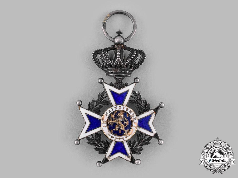 eMedals-Netherlands, Kingdom. An Order of Orange-Nassau, V Class Knight, c.1920