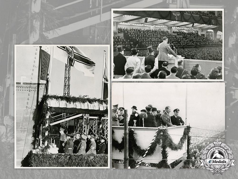 eMedals-Germany, NSDAP. A lot of Prewar Press Photos