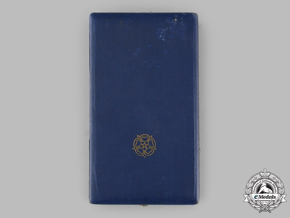 eMedals-Finland, Republic. An Order of the White Rose, I Class Grand Cross Case, by A.Tillander