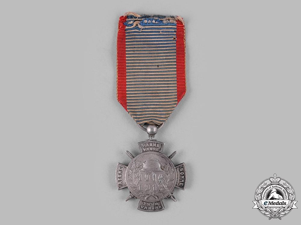 eMedals-France, III Republic. A Veteran's Commemorative Medal 1914-1918