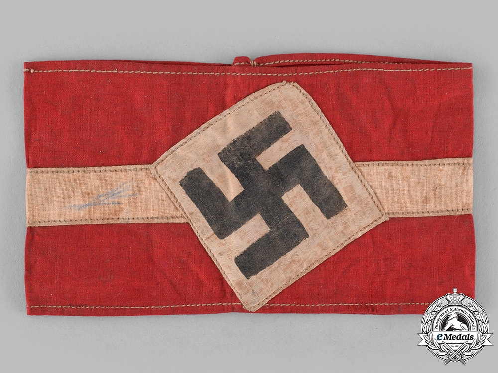 eMedals-Germany, HJ. A Member's Armband