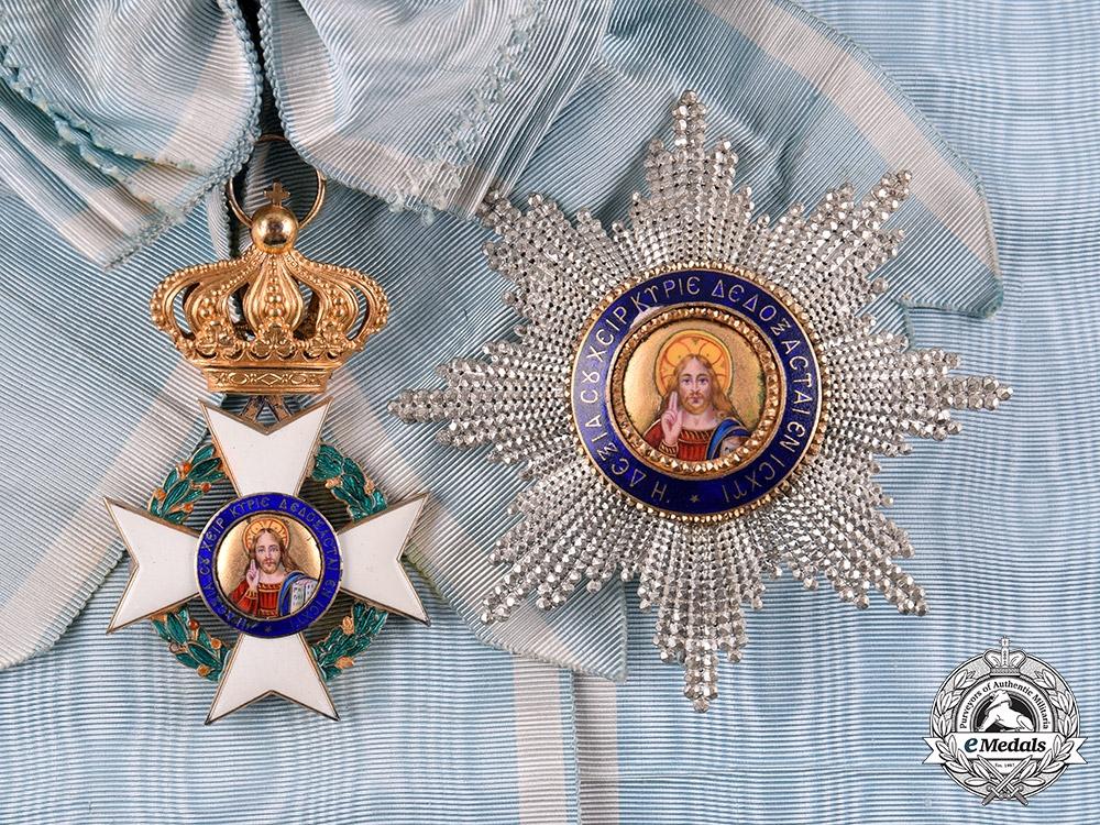 eMedals-Greece. An Order of the Redeemer, Grand Cross (Collectors Copy)