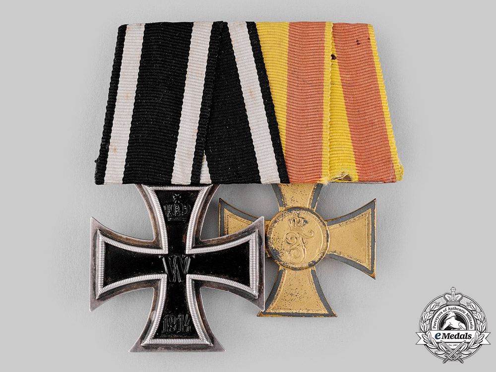 eMedals-Germany, Imperial. A Medal Bar