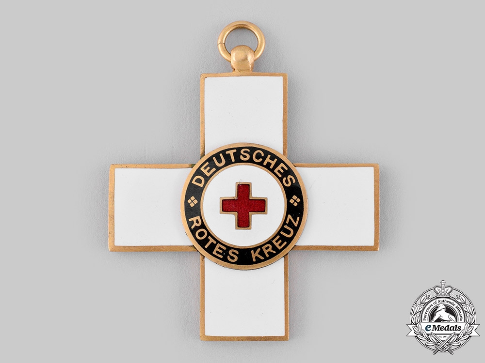 eMedals-Germany, DRK. An Honour Cross of the German Red Cross (Collectors Copy)