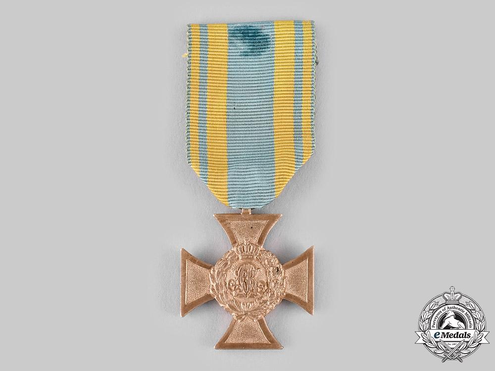 eMedals-Saxony, Kingdom. A Commemorative Cross for Non-Combatants of 1849