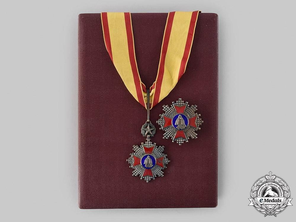 eMedals-South Korea, Republic. An Order of Military Merit, II Class (Eulji), c.1963