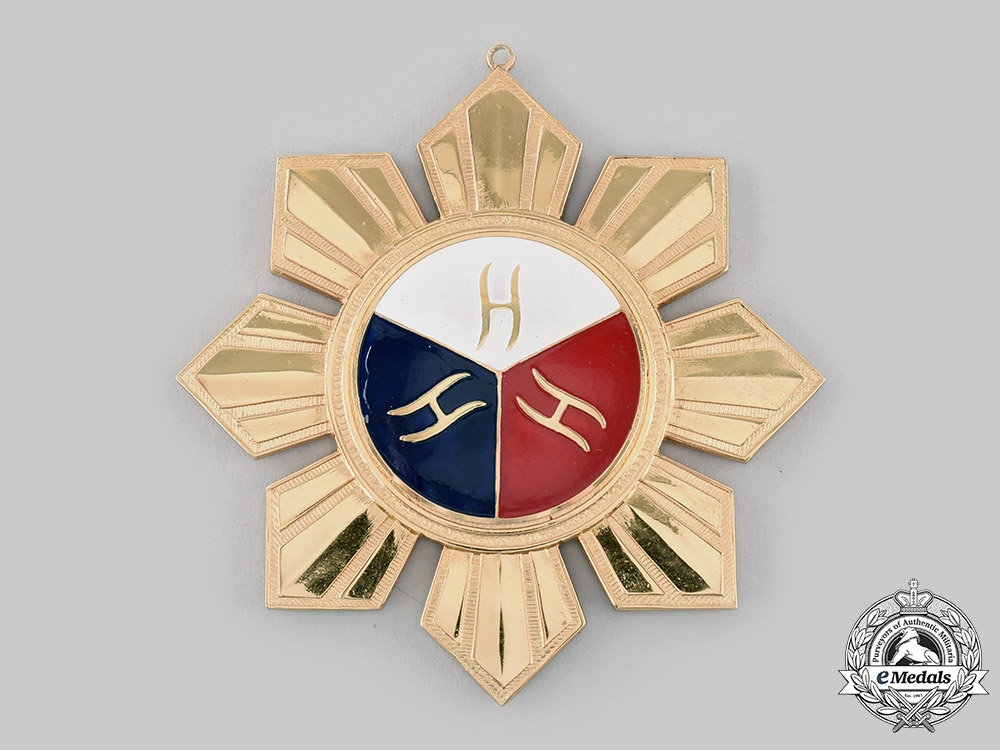 eMedals-Philippines, Republic. An Order of the National Artists of the Philippines