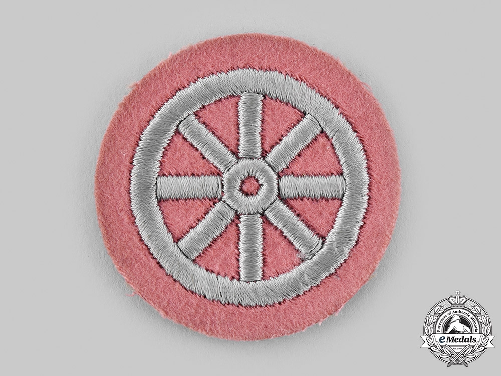 eMedals-Germany, HJ. A Motor Personnel Sleeve Insignia