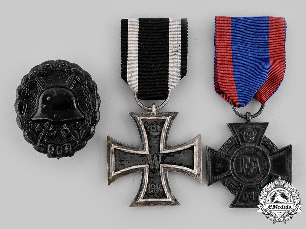 eMedals-Germany, Imperial. A Lot of Medals and Decorations