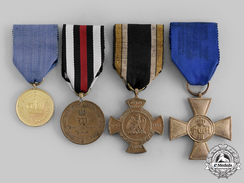 eMedals-Prussia, Kingdom. A Lot of Medals & Awards