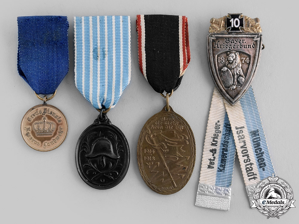 eMedals-Germany, Imperial.  A Lot of Medals & Awards