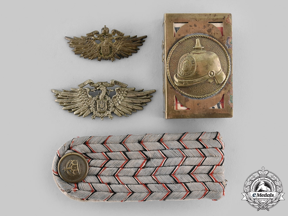 eMedals-Germany, Imperial.  A Lot of Miscellaneous Items