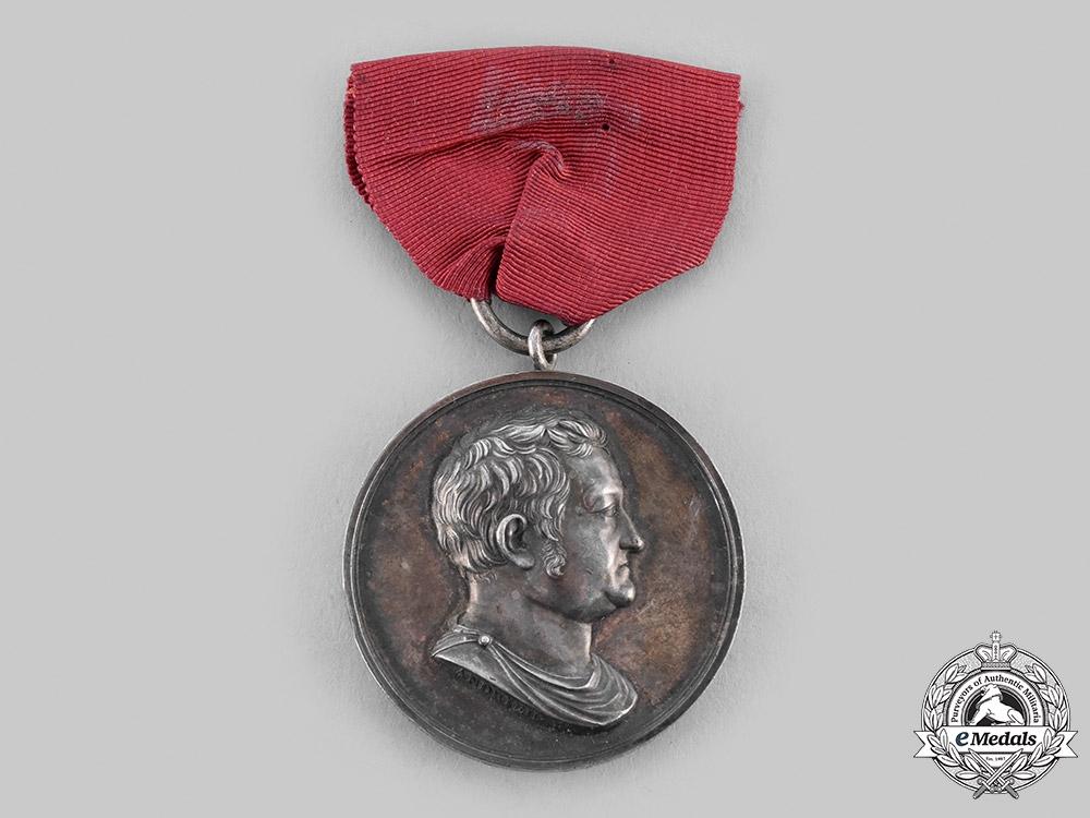 eMedals-Saxe-Weimar, Grand Duchy. A Rare Merit Medal, c.1816