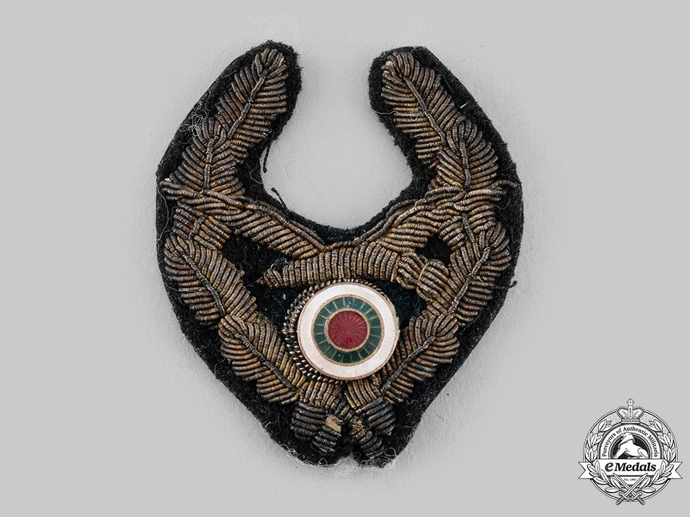 eMedals-Bulgaria, Kingdom. An Air Force Cap Badge, Bullion Version