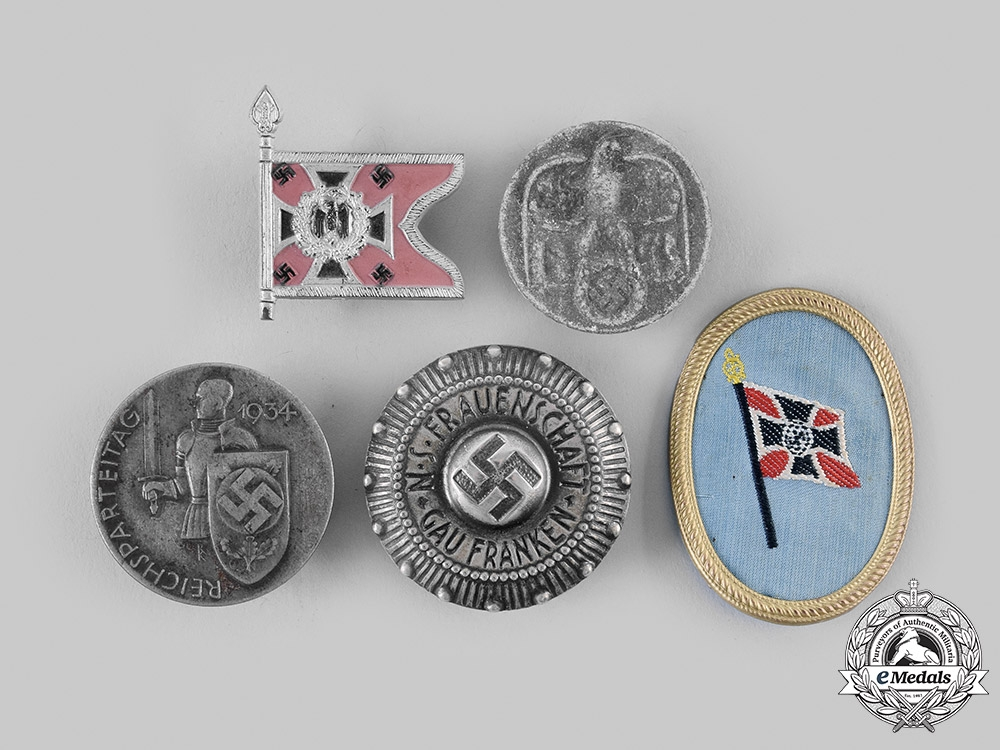 eMedals-Germany, Third Reich. A Lot of Event & Day Badges