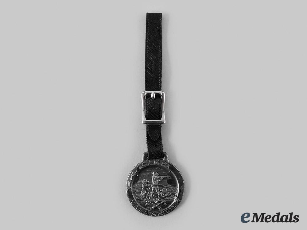 eMedals-Canada, Dominion. A First War Valcartier Camp Medal 1914