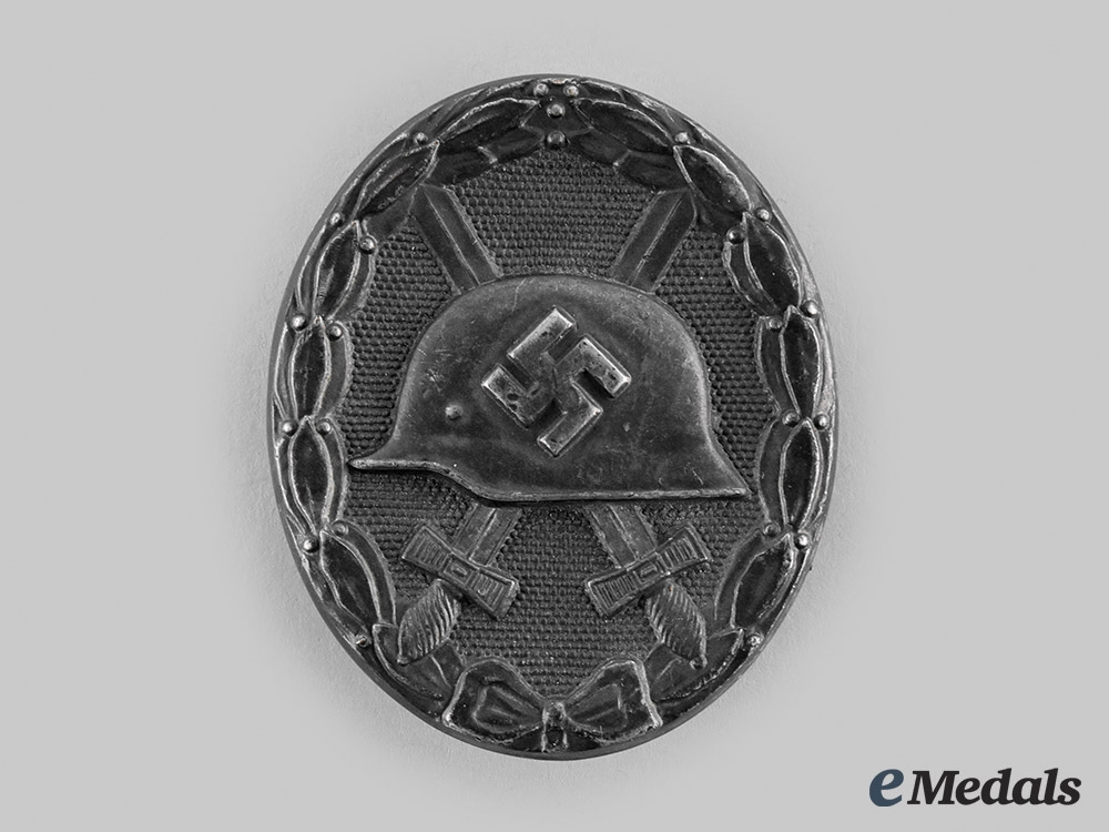 eMedals-Germany, Wehrmacht. A Wound Badge, Silver Grade