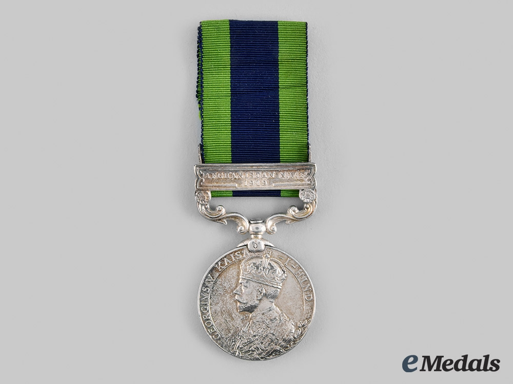 eMedals-United Kingdom. An India General Service Medal 1908-1935, Royal Air Force