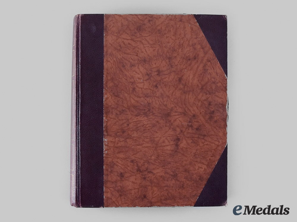 eMedals-Germany, Heer. An Armoured Division Wartime Photo Album, c.1940