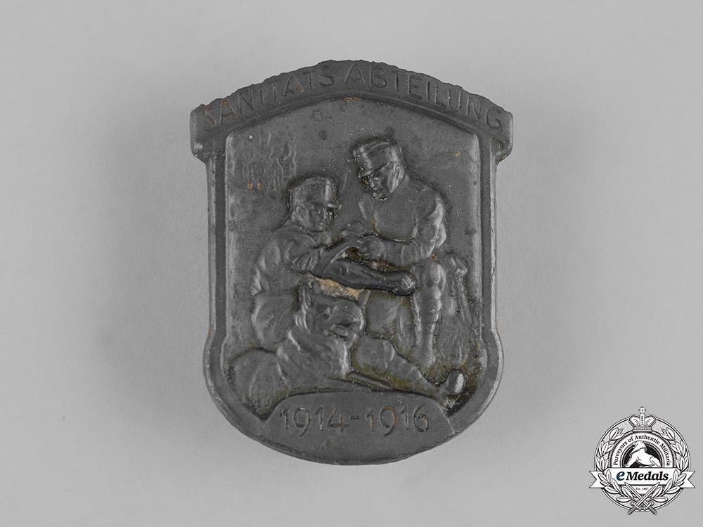 eMedals-Austria, Imperial. A 1916 Medic's Badge