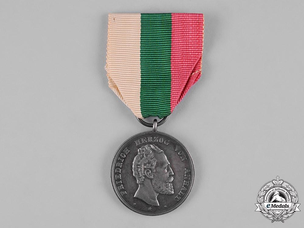 eMedals-Anhalt, Duchy. A Work Medal