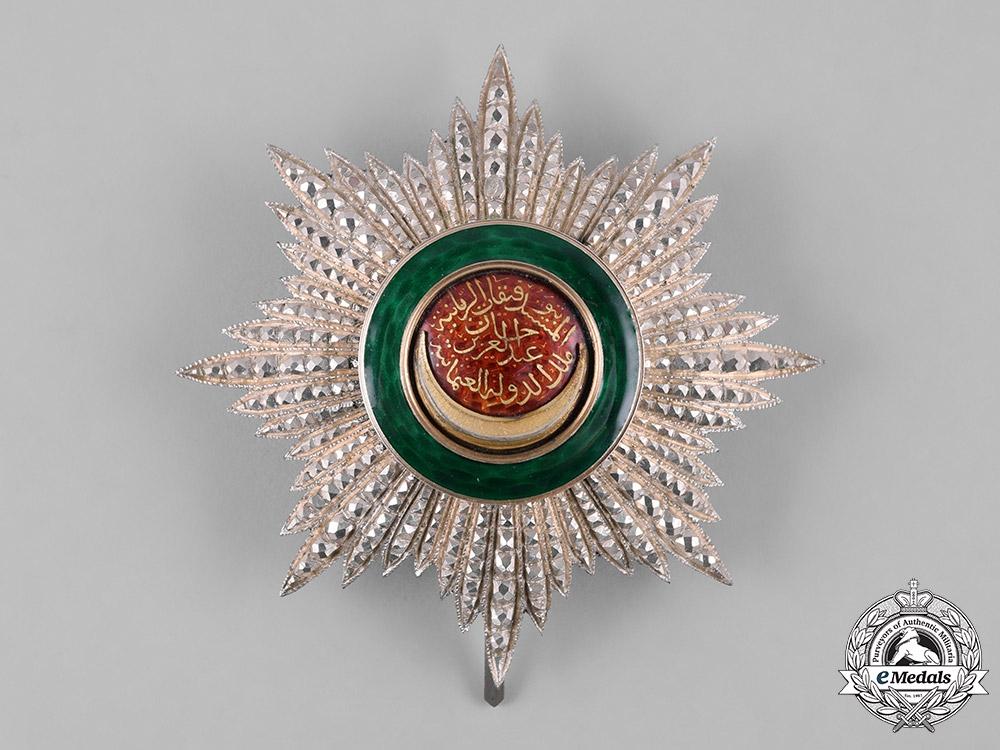 eMedals-Turkey, Ottoman Empire. An Order of Osmani, II Class Star