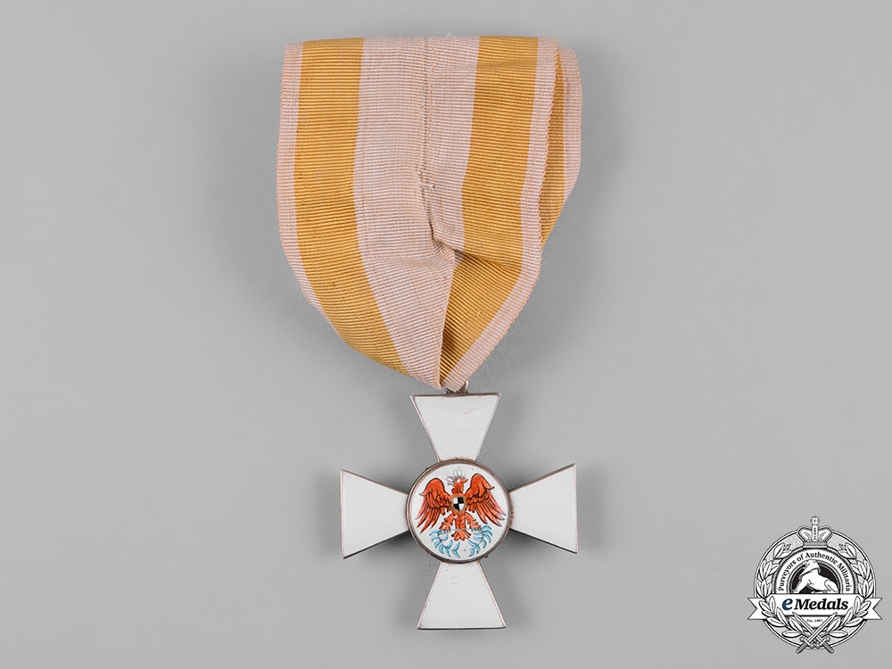eMedals-Prussia, Kingdom. An Order of the Red Eagle, II Class, by Johann Wagner & Söhne, c.1880