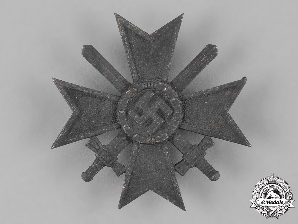 eMedals-Germany, Wehrmacht. A War Merit Cross, I Class with Swords