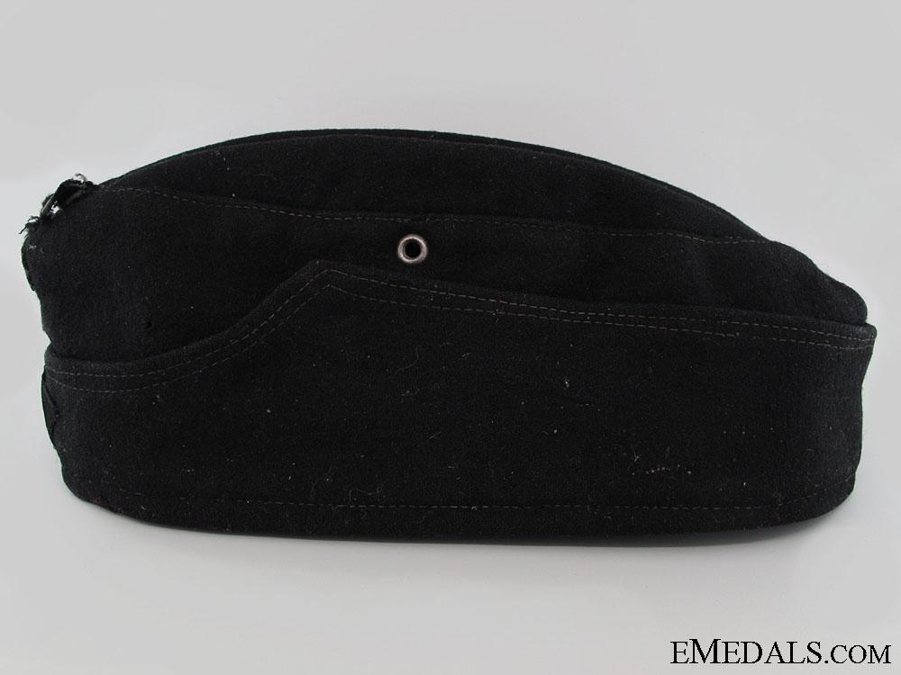 eMedals-M34 EM/NCO's Panzer Side Cap
